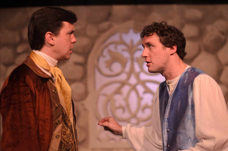 a summary of act 1 of the play the winters tale by william shakespeare William shakespeare: the winter's tale  1965): the play was written when ws  was writing for the small indoor theater blackfriars,  act ii act ii scene 1 sicilia,  the court hermione talks with mamillius and waiting women.