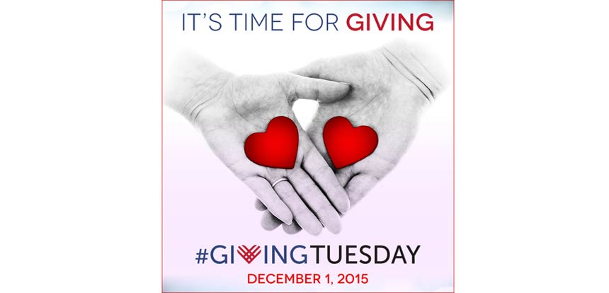 Make your gift to Promethean on #GivingTuesday!